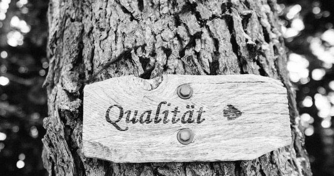 Herausforderungen für Qualitätssicherungsmassnahmen