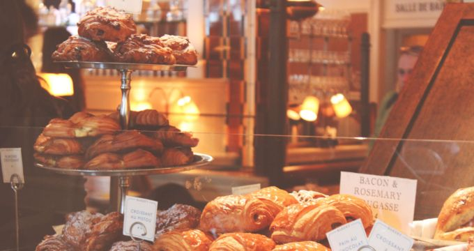 Problems of food controls using the example of bakeries